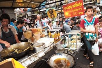 THAILAND-SOCIAL-ECONOMY-HERITAGE
